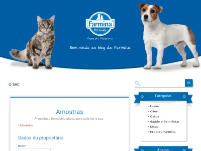 Ração Para Cães E Gatos – Peça Já A Sua!