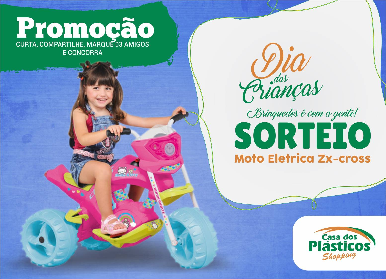 Oportunidade!!! – Moto El?trica Infantil!