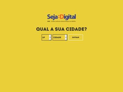 Totalmente Grátis – Kit Tv Digital! Peça O Seu!