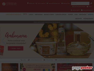 Amostra Grátis: Perfume Capim-limão Gengibre Da L'occitane!