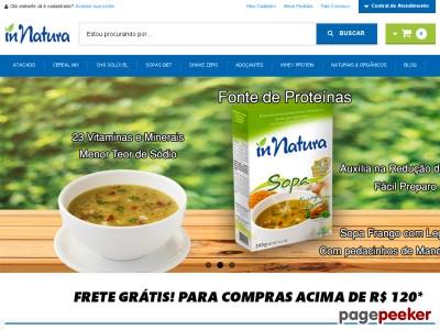 Amostra Grátis: Cereal Mix Fibras In Natura. Peça!