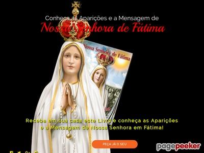 Receba Grátis O Livro De N.s De Fátima!