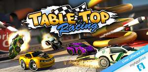 [Jogo P/ Android] Table Top Racing Premium