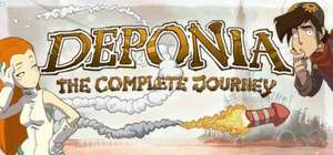 (Grátis) Deponia: The Complete Journey