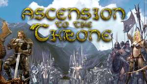 [Grátis] Jogo: Ascension To The Throne - Pc