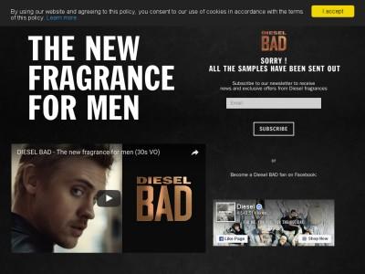 Perfume Diesel Masculino