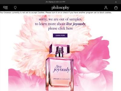 Perfume Philosophy Live Joyously