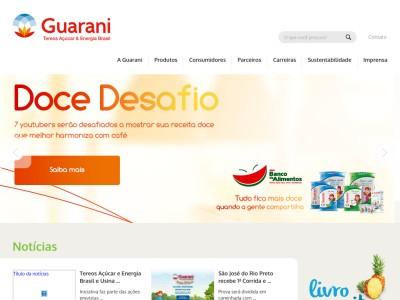 amostra Grátis Do Livro De Receitas Guarani!