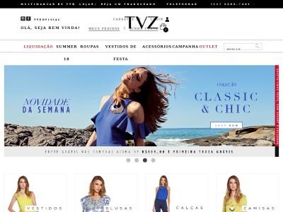 Tvz - R$30 De Desconto Em Sua Primeira Compra