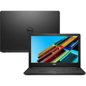 "Notebook Dell Inspiron I15-3567-a30p Intel Core 7ª I5 4gb 1tb Tela Led 15.6"" Windows 10 - Preto 