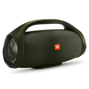 Caixa De Som Portátil Jbl Boombox Bluetooth À Prova D'água - Verde - R$1440