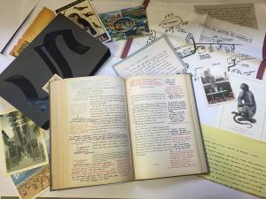Livro   S., Por J. J. Abrams E Doug Dorst - Capa Dura
