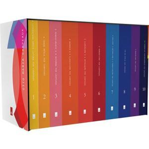 Box De Livros - História Da Literatura Ocidental, Por Otto Maria Carpeaux - R$110 (com Ame, R$78)