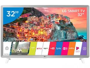 "Smart Tv Lg 32"" Led Hd 32lk610b - R$ 945"