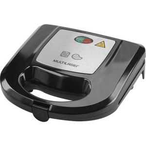 Sanduicheira E Grill Fun Kitchen - By Multilaser - R$27 (com Ame, R$24)