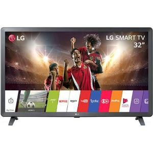 "Smart Tv Led 32"" 32lk615bpsb Hd Com Conversor Digital 2 Hdmi 2 Usb Wi-fi Por R$890 (r$850 Com Ame)"