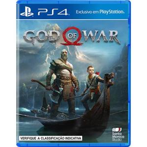 God Of War - Ps4 (+5% Cashback Ame)