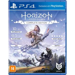 [1ª Compra/9meses] Game Horizon Zero Dawn Complete Edition - Ps4
