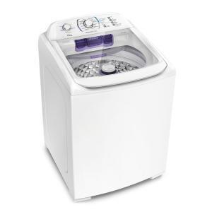 Lavadora Branca Electrolux Com Dispenser Autolimpante E Ciclo Silencioso (lpr16) - R$1424