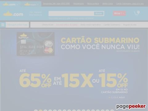 Submarino - Toda A Linha Playstation 4 Com 15% Off