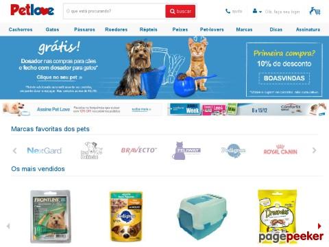 Pet Love - 10% De Descontos Para Acessã³rios Para Pets