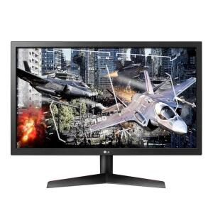 Monitor Gamer Lg 24&Quot; Full Hd 24gl600f-Bawz 1ms Mbr 144hz Freesync | R$1.367