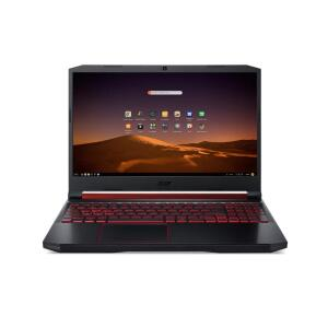Notebook Gamer Aspire Nitro 5 An517-51-55nt Intel Core I5 8gb 1tb Hd 128gb Ssd Gtx 1650 17,3' Endless Os | R$4.835