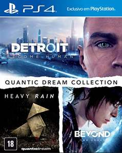 Quantic Dream Collection - Playstation 4 - Prime | R$115