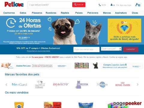 Pet Love - Cupom De Desconto 5% Off Em Medicamentos Para Cães
