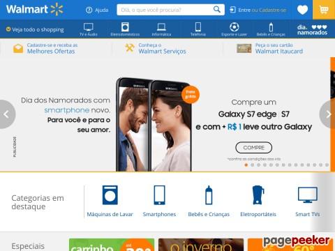 Walmart - 12% De Desconto No Samsung Galaxy S7