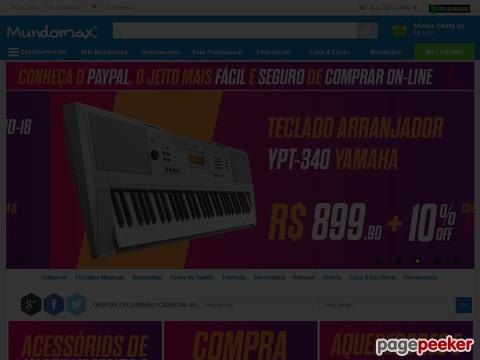 Mundomax - 15% Off Em Guitarras