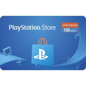[Mastercard] Gift Digital Playstation Store R$ 100,00