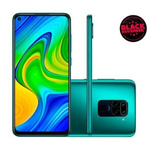 Smartphone Xiaomi Redmi Note 9 128gb Versão Global | R$1493