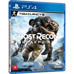 Game Ghost Recon: Breakpoint - Ps4 | R$46