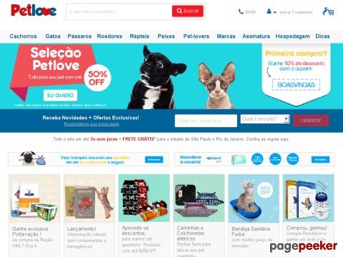 Pet Love - 15% Off Em Acessórios Para Seu Pet