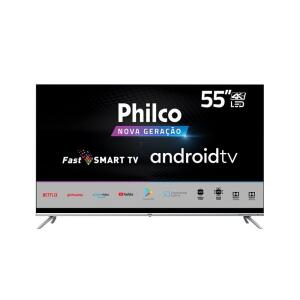 Smart Android Tv Philco Led Uhd 4k 55&Quot; Philco R$1994