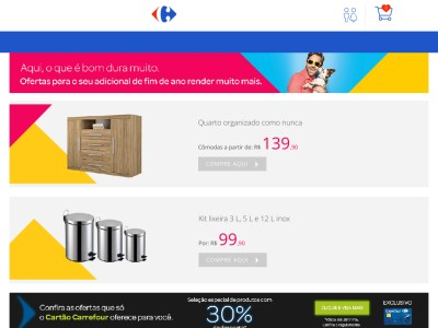 Carrefour - 5% Off Em Video Games