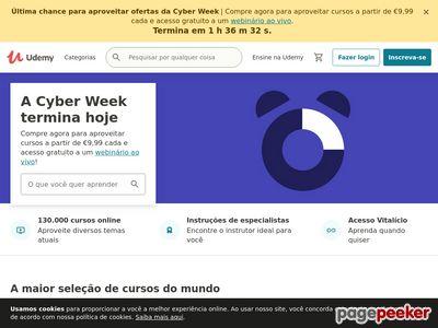 Udemy - 50% Off Em Curso De Excel Online