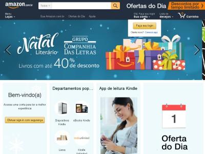Amazon - Livro Deuses Americanos Com 15% De Desconto