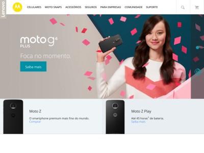 Motorola - Moto Z Play Com R$100 Off