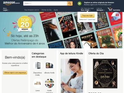 Amazon - 20% Off Em Qualquer Livro Da Coleção 50 Tons De Cinza