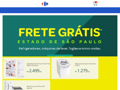 Carrefour - Motorola G5 Com 12% De Desconto