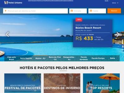 Hotel Urbano - 10% Off Em Hotéis Selecionados