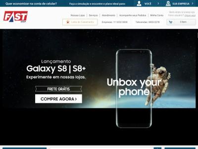 Fast Shop - R$200 Off Em Smart Tv 4k Samsung Led 40