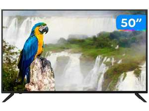"(App) Smart Tv 4k Hqled 50"" Jvc Android -