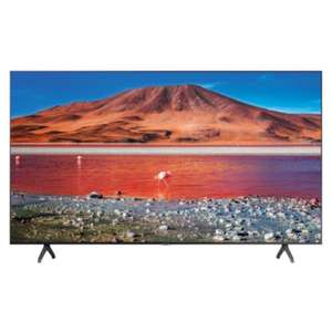 Smart Tv Led 50&Quot; Samsung Equipada Com A Tecnologia De Business Tv Preto | R$2249