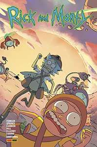 Hq - Rick And Morty Volume 3 | R$29