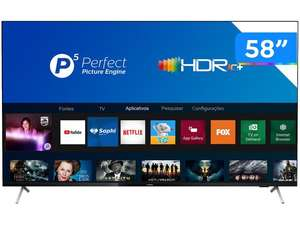 (App) Smart Tv Led 58&Quot; Philips / Dolby Atmos + Dolby Vision | R$2410