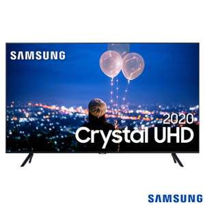 "Smart Tv Crystal Uhd 4k Led 50"" Samsung - 50tu8000 