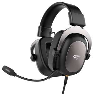 Headset Gamer Havit Hv-H2002d 3.5mm Preto/Cinza